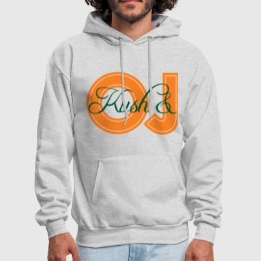 Wiz Kush and OJ - Men's Hoodie
