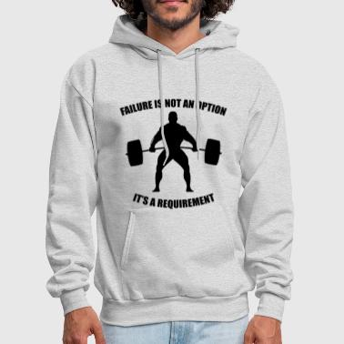 Failure Is Not An Option - Men's Hoodie