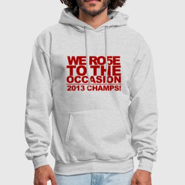 Louisville Cardinals Rose to the Occasion 2013  - Men's Hoodie