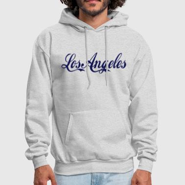 los angeles - Men's Hoodie