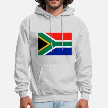 South South Africa Flag - Men's Hoodie