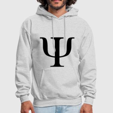 Psychology 2000px-Psi2.svg.png - Men's Hoodie
