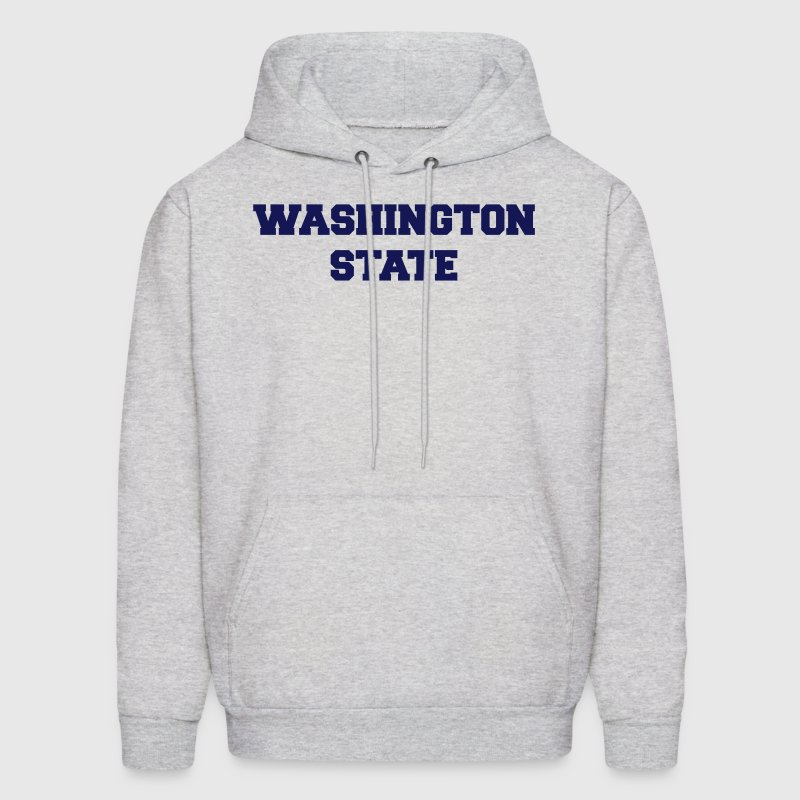 washington state - Men's Hoodie