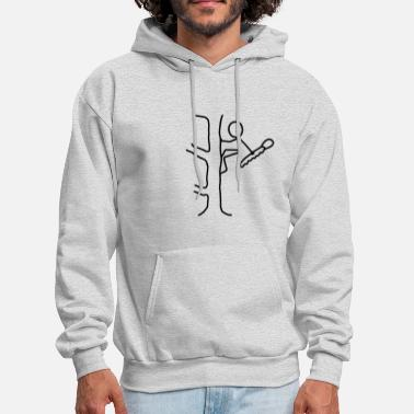 Chainsaw Woodcutter - Chainsaw - Men's Hoodie