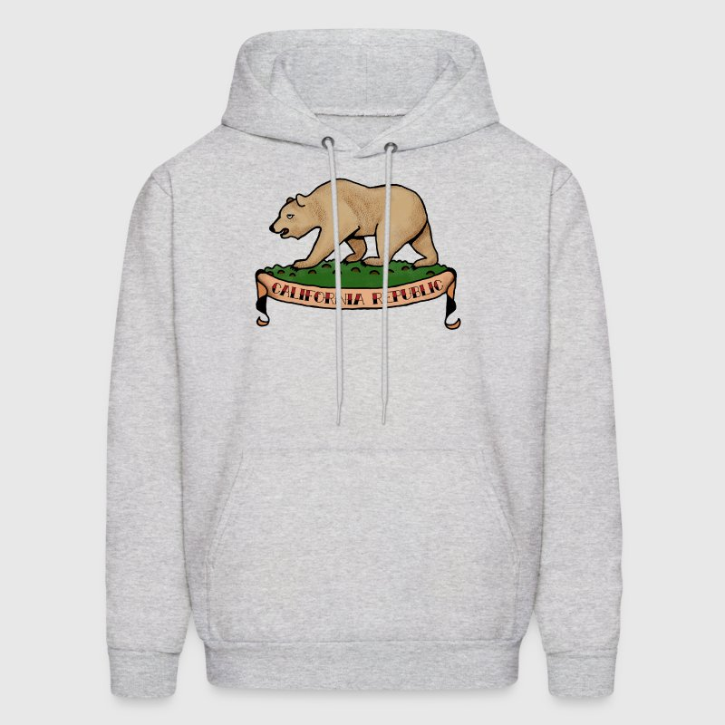 California Republic Sailor Tattoo - Men's Hoodie