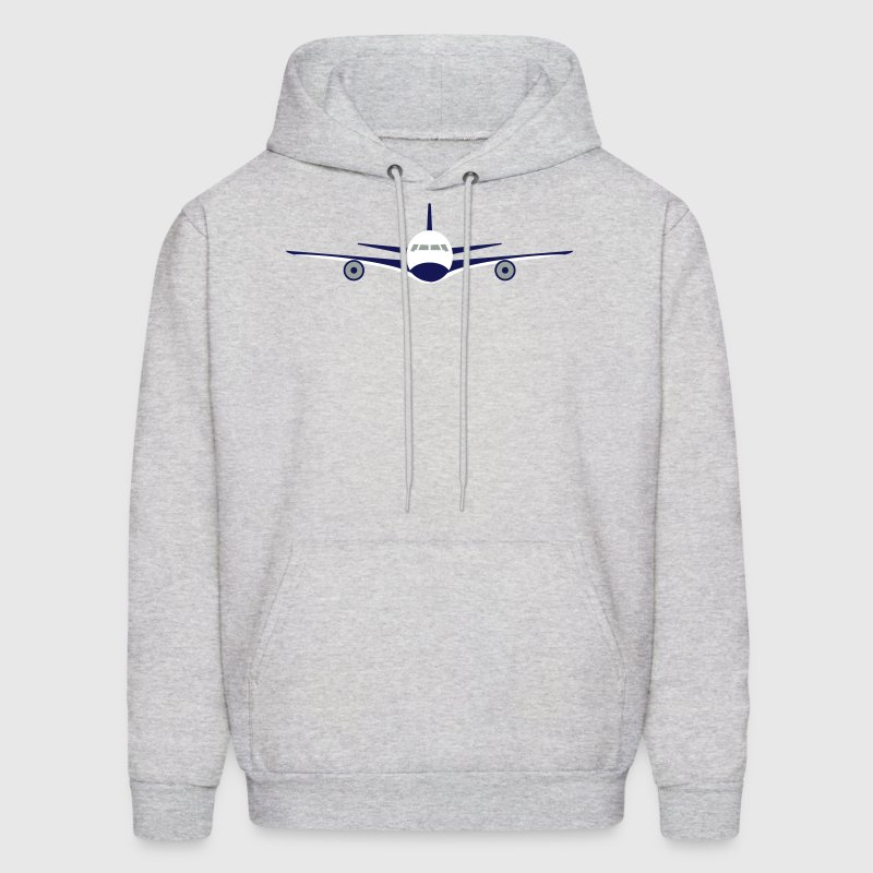 Plane flight - Men's Hoodie