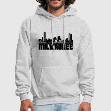 Milwaukee Skyline - Men's Hoodie