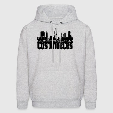 Los Angeles Skyline - Men's Hoodie