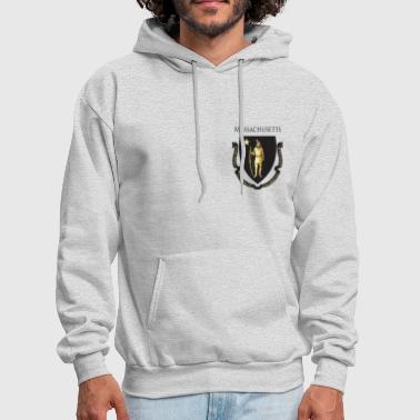 Massachusetts  - Men's Hoodie