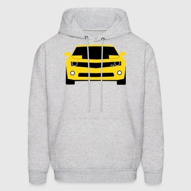 Camaro muscle car - Men's Hoodie