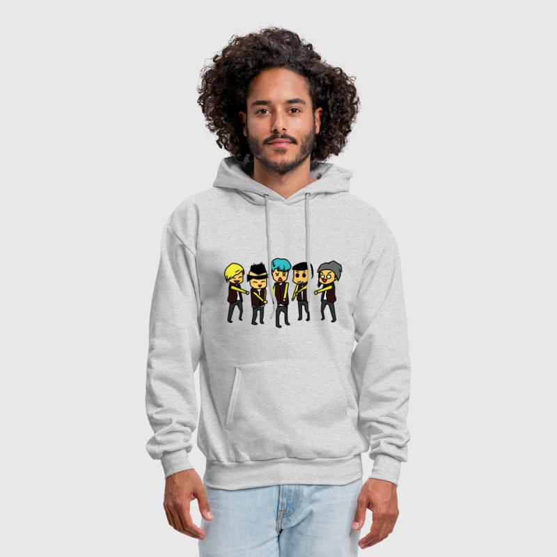 Big Bang Running Man - Men's Hoodie