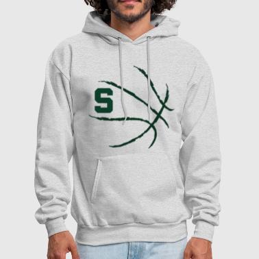 MSU Basketball Michigan State Spartans - Men's Hoodie