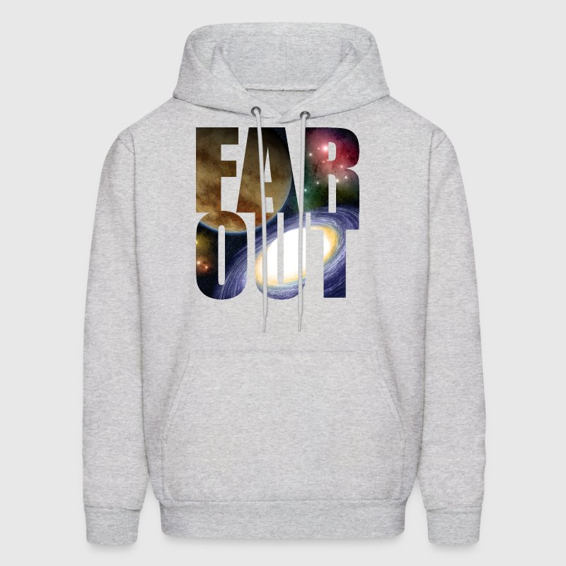 FAR OUTER SPACE - Men's Hoodie