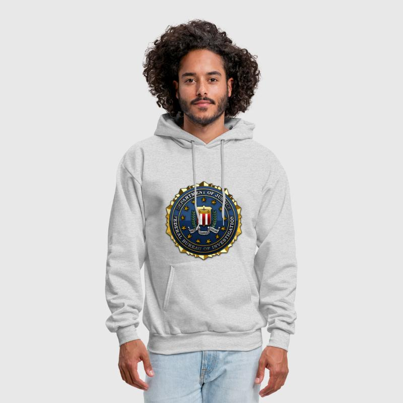 Federal Bureau of Investigation (FBI)  - Men's Hoodie