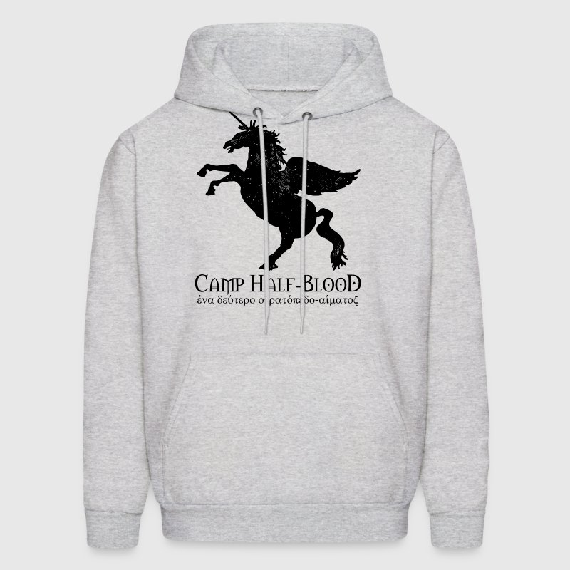 Camp Half-Blood - Men's Hoodie