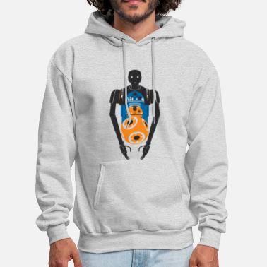 Solo Star Wars Rogue One The Droids You're Looking For - Men's Hoodie