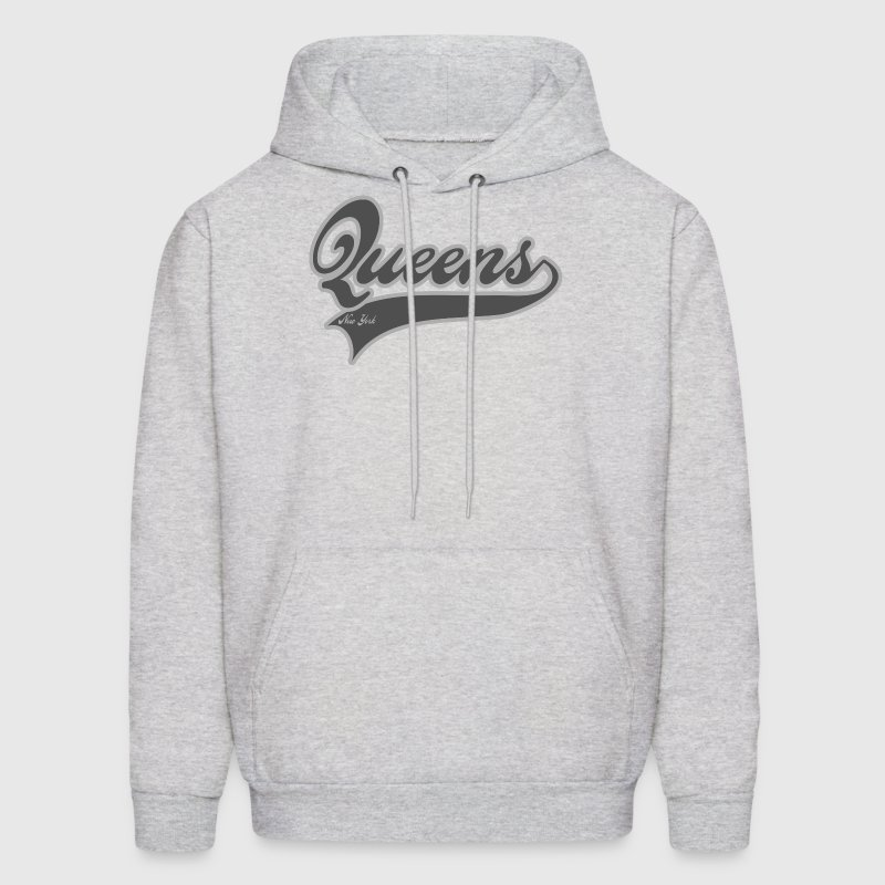 queens new york - Men's Hoodie