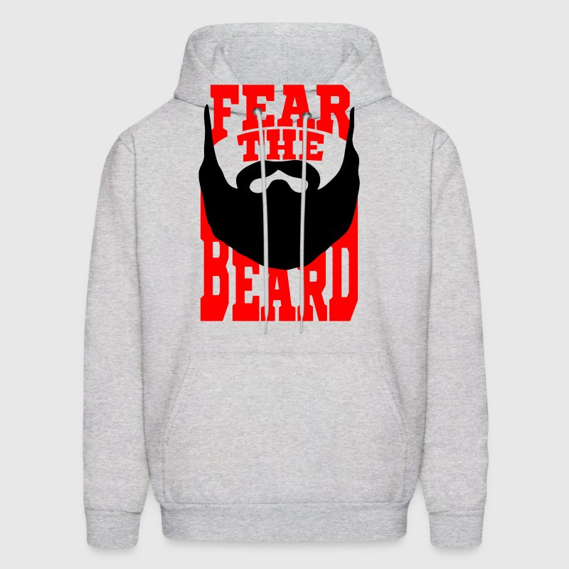 Fear the Beard - Men's Hoodie