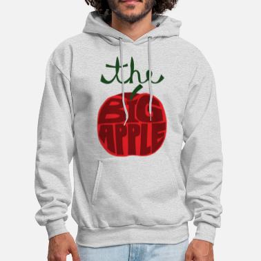 Big Apple  the big apple - Men's Hoodie