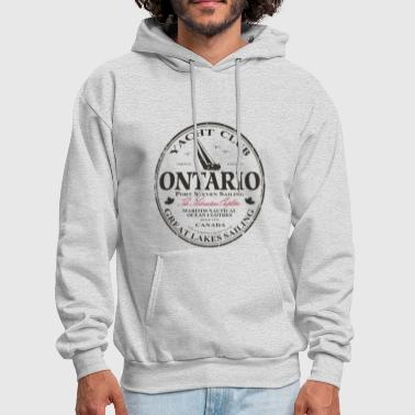 Ontario Sailing - Great Lakes - Men's Hoodie