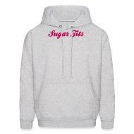 Croped hoodie hot tits