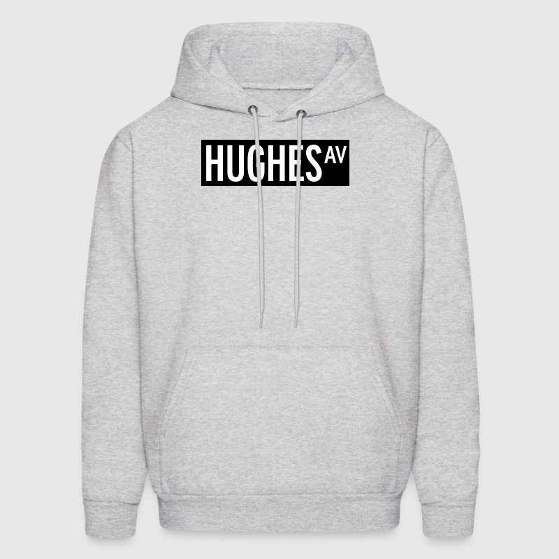 Hughes Avenue New York - Men's Hoodie