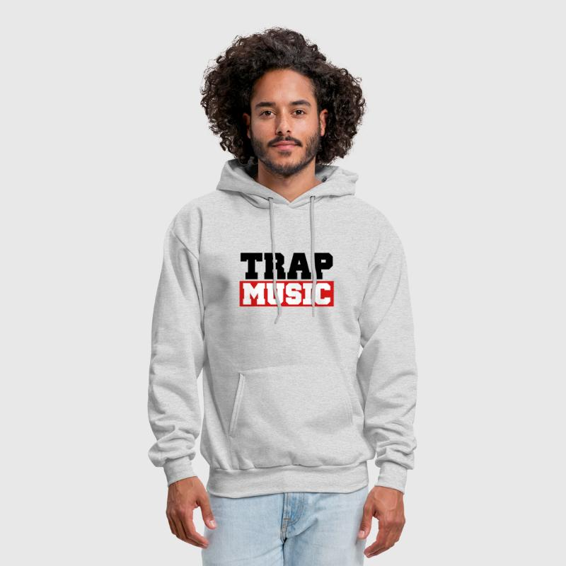 TRAP MUSIC - BASS PARTY - Men's Hoodie