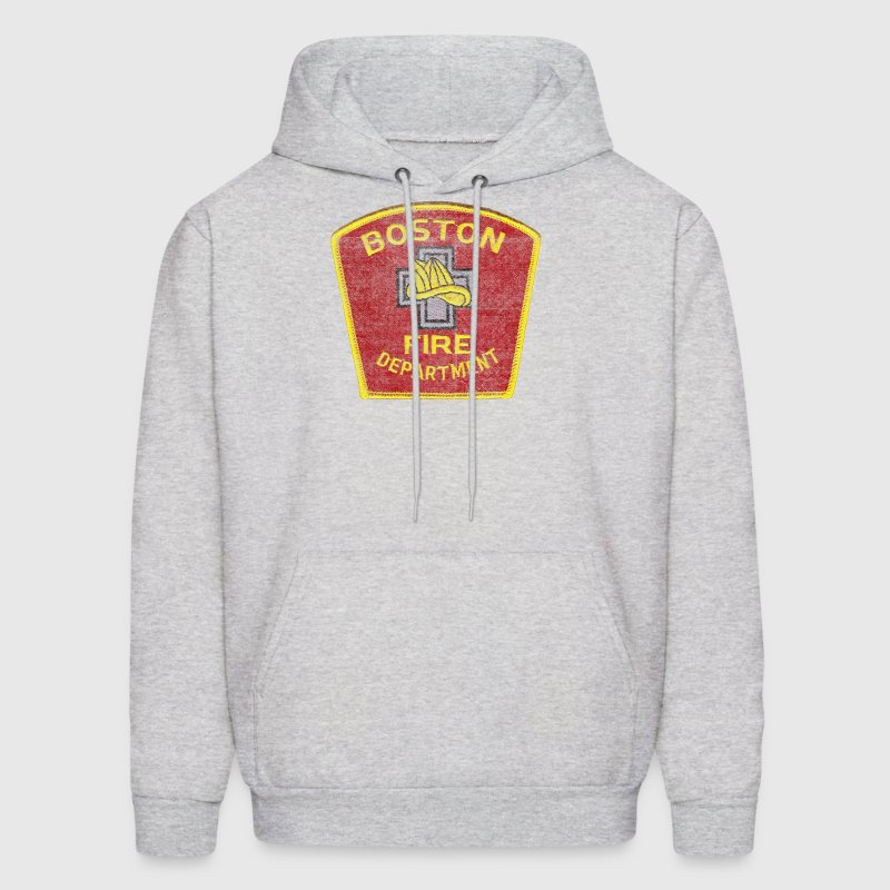 Boston Fire Department Apparel T-shirts - Men's Hoodie