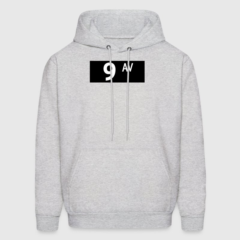 9th Avenue New York City - Men's Hoodie