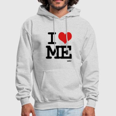 I Love Me i love me by wam - Men's Hoodie