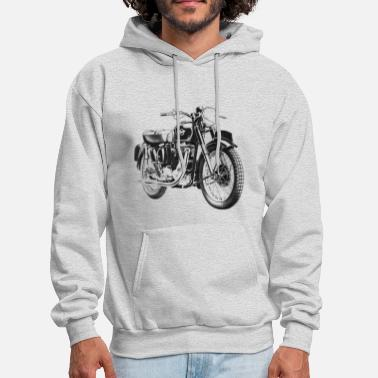 Matchless Vintage Motorcycle Hoodie - Matchless G80 - Men's Hoodie