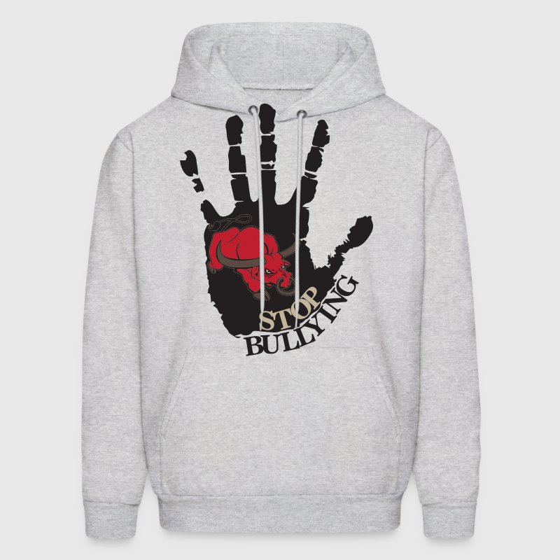 Stop Bullying - Men's Hoodie