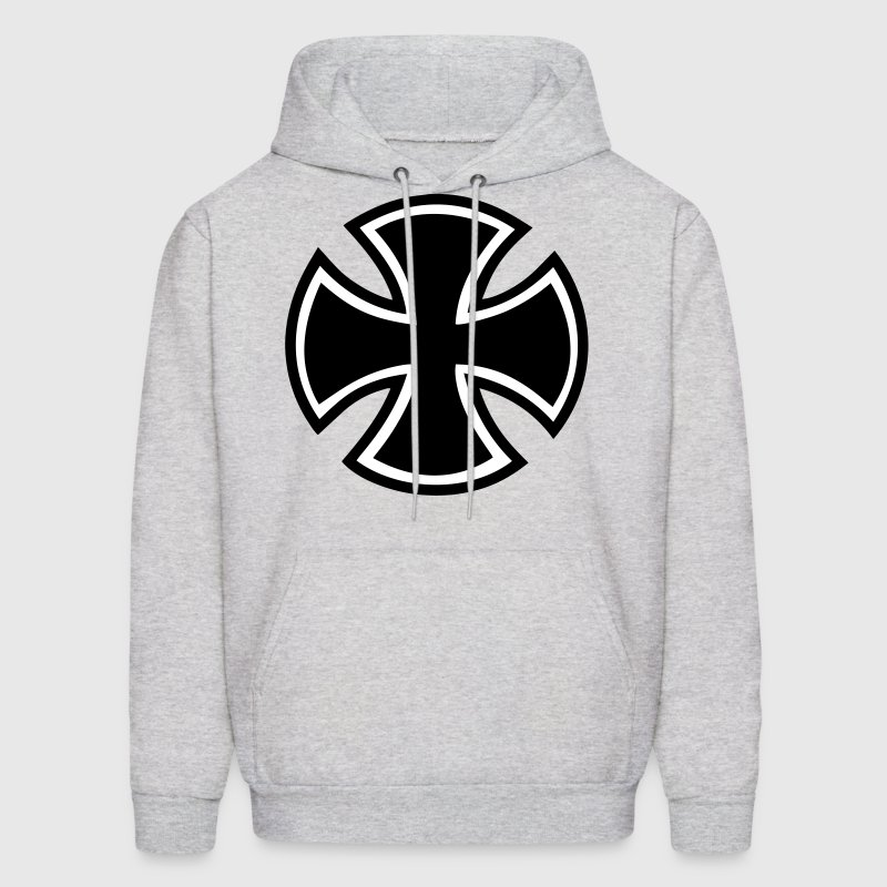 Iron Cross - Men's Hoodie