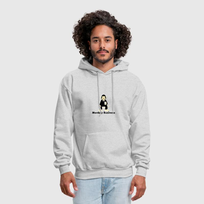 Monkey Business - Men's Hoodie