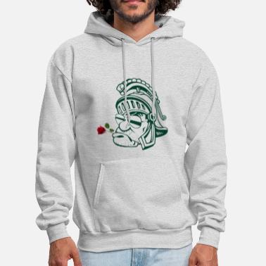 Spartans MSU Michigan State Spartans Rose Bowl - Men's Hoodie