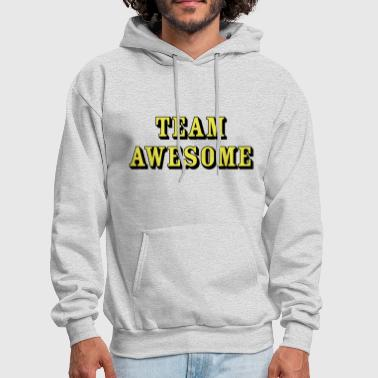 Team Awesome - Men's Hoodie