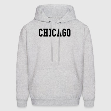 chicago by wam - Men's Hoodie