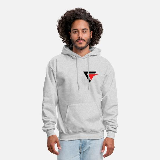 Delta Hoodies & Sweatshirts - Delta Paltoon - Men's Hoodie ash