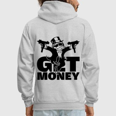 get_money2 - Men's Hoodie