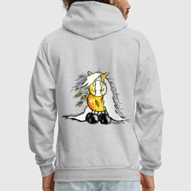 Haflinger- Avelignese - Cartoon - Men's Hoodie