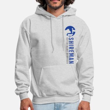 Shireman Logo Final rotate - Men's Hoodie
