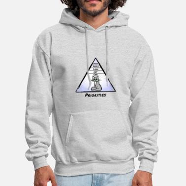 Sphinx Cat Is No 1 Priority - Men's Hoodie