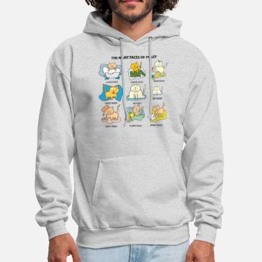 Fat Pussy FACESOFPUSSY - Men's Hoodie