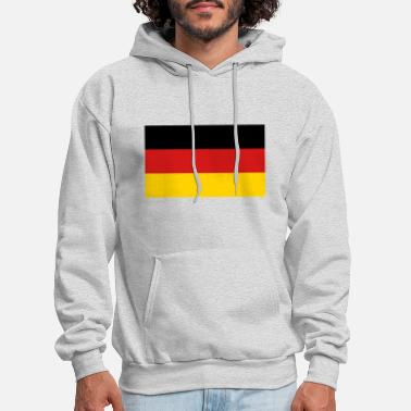 Germany Flag Germany (3c) - Men's Hoodie