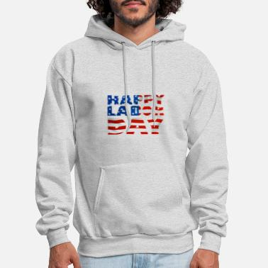 T-shirt Special occasion dresses Labor Day - Men's Hoodie