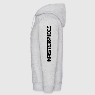Masterpiece (vertical) - Men's Hoodie
