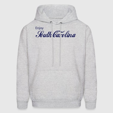 south carolina - Men's Hoodie