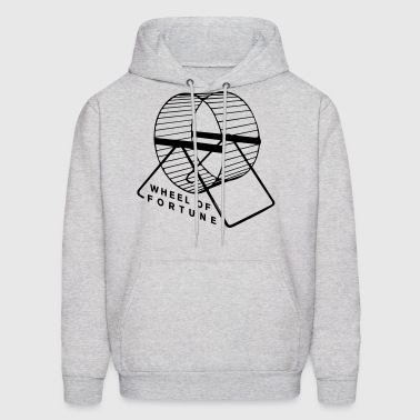 WHEEL OF FORTUNE - Men's Hoodie