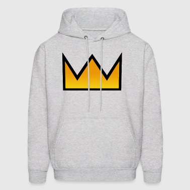 RIVERDALE CROWN gold logo - Men's Hoodie