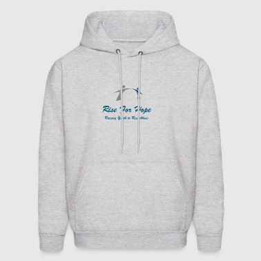 Rise for Hope - Men's Hoodie